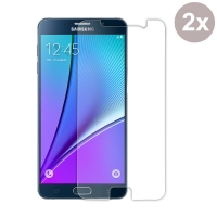 Premium Tempered Glass Film Screen Protector for Samsung Galaxy Note 5 | Samsung Galaxy Note5 (Pack of 2pcs)
