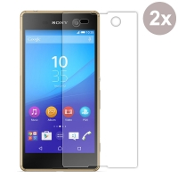 Sony Xperia M5 Tempered Glass Film Screen Protector :: PDair