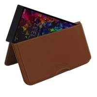 10% OFF + FREE SHIPPING, Buy the BEST PDair Handcrafted Premium Protective Carrying Razer Phone 2 Leather Wallet Pouch Case (Brown). Exquisitely designed engineered for Razer Phone 2.