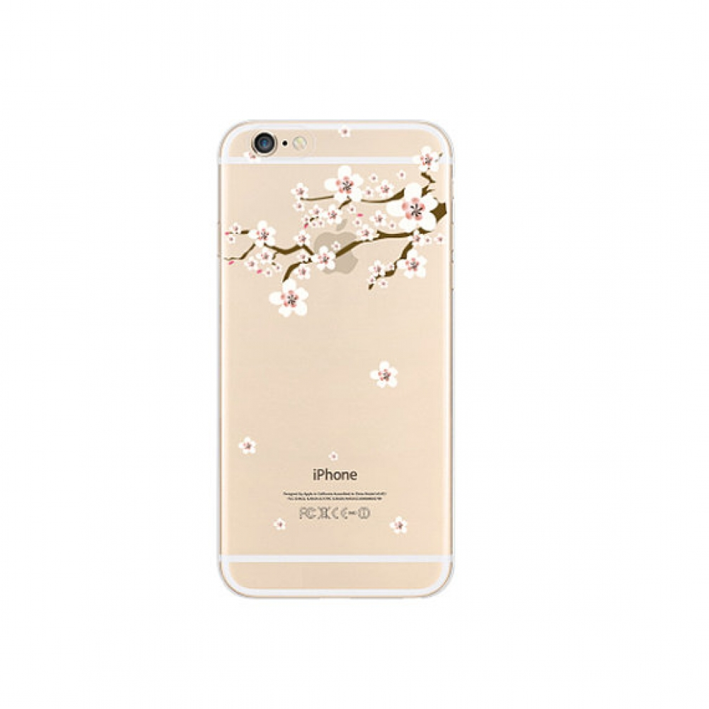 10% OFF + FREE SHIPPING, Buy PDair iPhone Soft Clear Case (Sakura Cherry Blossom Floral) which is available for iPhone 6 | iPhone 6s, iPhone 6 Plus | iPhone 6s Plus, iPhone 5 | iPhone 5s SE. You also can go to the customizer to create your own stylish lea