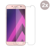 Ultra Clear Screen Protector for Samsung Galaxy A3 (2017) (Pack of 2pcs)