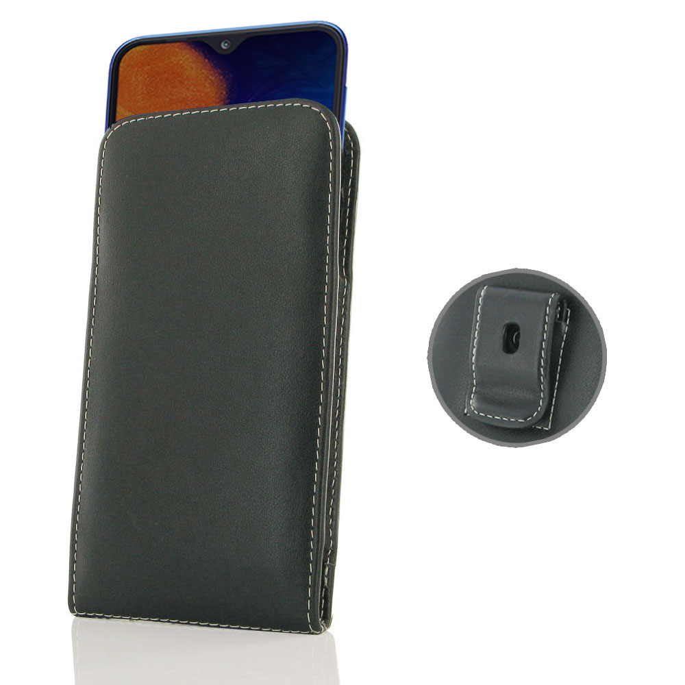 10% OFF + FREE SHIPPING, Buy the BEST PDair Handcrafted Premium Protective Carrying Samsung Galaxy A10 Pouch Case with Belt Clip. Exquisitely designed engineered for Samsung Galaxy A10.