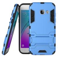 Samsung Galaxy A3 (2017) Tough Armor Protective Case (Blue)