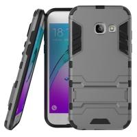 Samsung Galaxy A3 (2017) Tough Armor Protective Case (Grey)