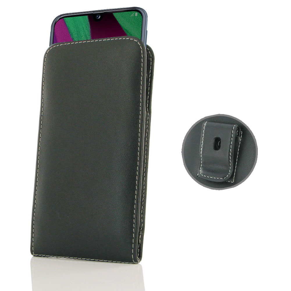 10% OFF + FREE SHIPPING, Buy the BEST PDair Handcrafted Premium Protective Carrying Samsung Galaxy A40 Pouch Case with Belt Clip. Exquisitely designed engineered for Samsung Galaxy A40.