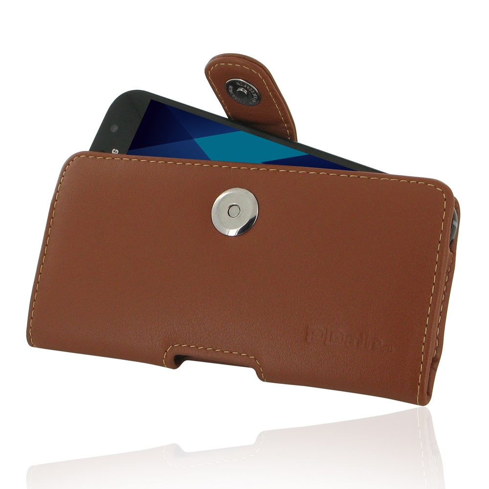 10% OFF + FREE SHIPPING, Buy Best PDair Handmade Protective Samsung Galaxy A5 (2017) Genuine Leather Holster Case (Brown). Pouch Sleeve Holster Wallet You also can go to the customizer to create your own stylish leather case if looking for additional colo