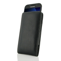 Leather Vertical Pouch Case for Samsung Galaxy A5 (2017)