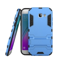 Samsung Galaxy A5 (2017) Tough Armor Protective Case (Blue)