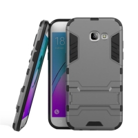 Samsung Galaxy A5 (2017) Tough Armor Protective Case (Grey)