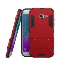 Samsung Galaxy A5 (2017) Tough Armor Protective Case (Red)