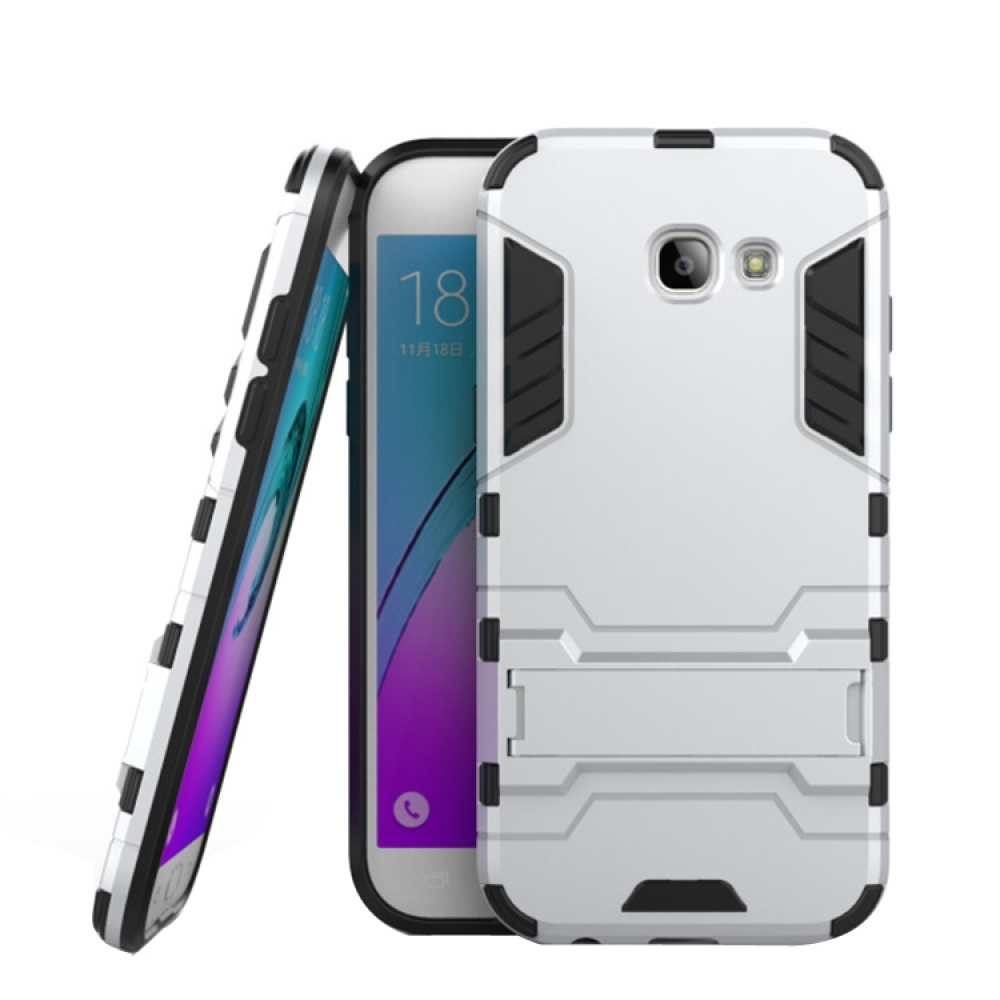 10% OFF + FREE SHIPPING, Buy Best PDair Premium Protective Samsung Galaxy A5 (2017) Tough Armor Protective Case (Silver).  You also can go to the customizer to create your own stylish leather case if looking for additional colors, patterns and types.