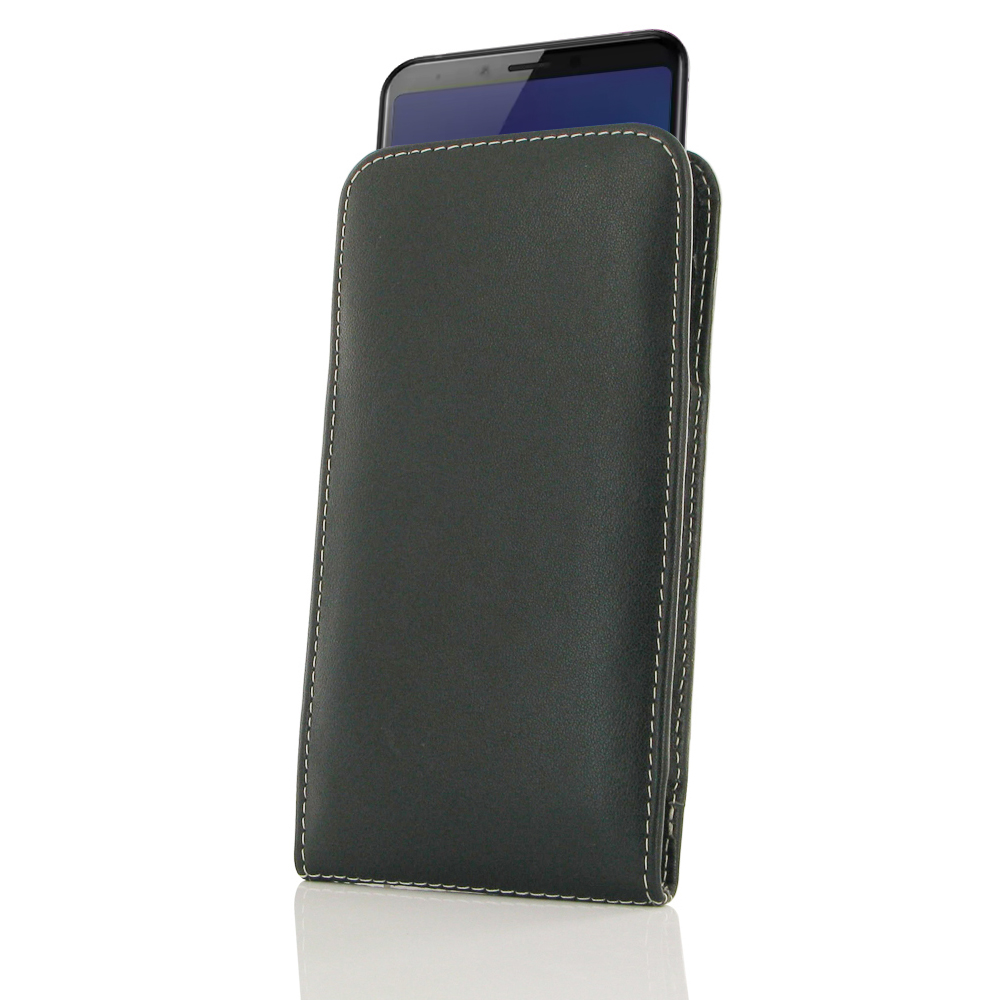 10% OFF + FREE SHIPPING, Buy the BEST PDair Handcrafted Premium Protective Carrying Samsung Galaxy A6s Leather Sleeve Pouch Case. Exquisitely designed engineered for Samsung Galaxy A6s.