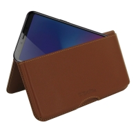 10% OFF + FREE SHIPPING, Buy the BEST PDair Handcrafted Premium Protective Carrying Samsung Galaxy A6s Leather Wallet Pouch Case (Brown). Exquisitely designed engineered for Samsung Galaxy A6s.