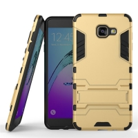 Samsung Galaxy A7(2016) A7100 Tough Armor Protective Case (Gold)