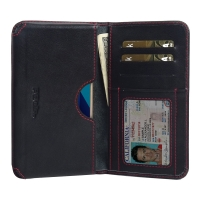 10% OFF + FREE SHIPPING, Buy Best PDair Handmade Protective Samsung Galaxy A7 (2017) Genuine Leather Wallet Sleeve Case (Red Stitch). You also can go to the customizer to create your own stylish leather case if looking for additional colors, patterns and