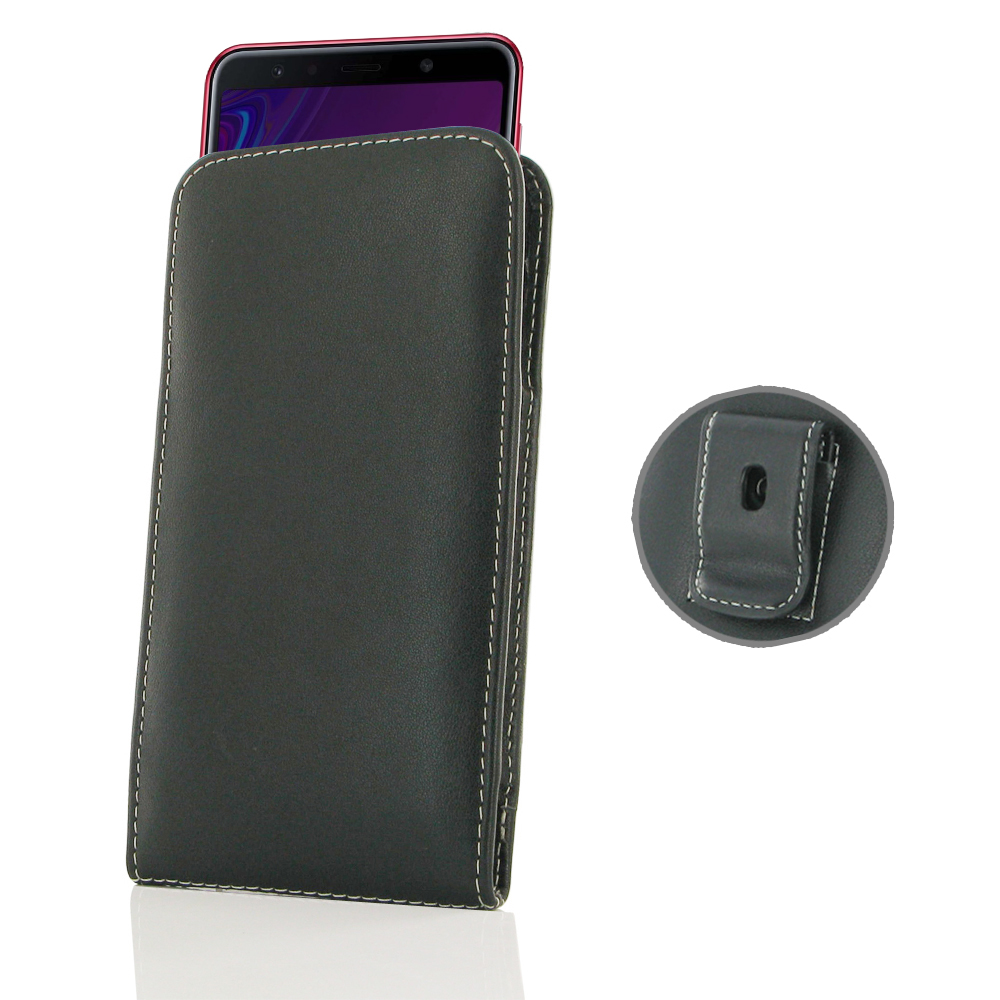 10% OFF + FREE SHIPPING, Buy the BEST PDair Handcrafted Premium Protective Carrying Samsung Galaxy A7 (2018) Pouch Case with Belt Clip. Exquisitely designed engineered for Samsung Galaxy A7 (2018).