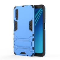 Samsung Galaxy A7 (2018) Tough Armor Protective Case (Blue)