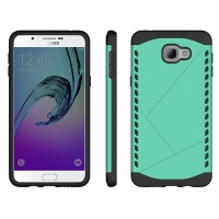 10% OFF + FREE Shipping, Buy Best PDair Premium Protective Samsung Galaxy A9 2016 Hybrid Combo Aegis Armor Case Cover (Green) online. You also can go to the customizer to create your own stylish leather case if looking for additional colors, patterns and