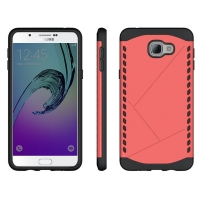 10% OFF + FREE Shipping, Buy Best PDair Premium Protective Samsung Galaxy A9 2016 Hybrid Combo Aegis Armor Case Cover (Pink) online. You also can go to the customizer to create your own stylish leather case if looking for additional colors, patterns and t