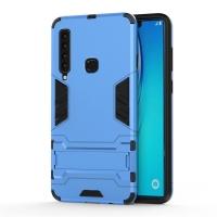 Samsung Galaxy A9 (2018) Tough Armor Protective Case (Blue)