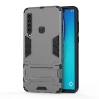 Samsung Galaxy A9 (2018) Tough Armor Protective Case (Grey)