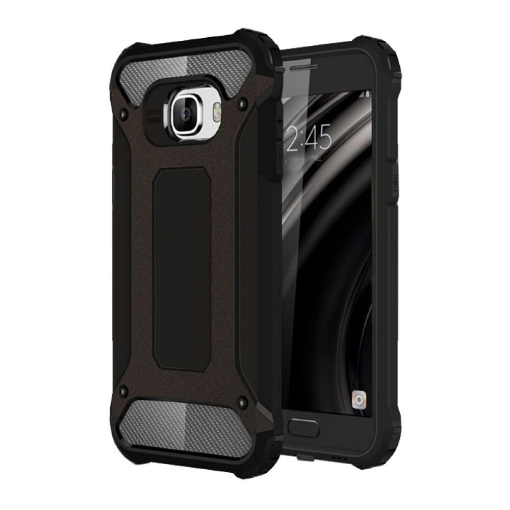 10% OFF + FREE SHIPPING, Buy Best PDair Top Quality Samsung Galaxy C5 Hybrid Dual Layer Tough Armor Protective Case (Black) online. You also can go to the customizer to create your own stylish leather case if looking for additional colors, patterns and ty