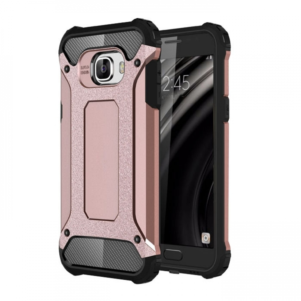 10% OFF + FREE SHIPPING, Buy Best PDair Top Quality Samsung Galaxy C5 Hybrid Dual Layer Tough Armor Protective Case (Rose Gold) online. You also can go to the customizer to create your own stylish leather case if looking for additional colors, patterns an