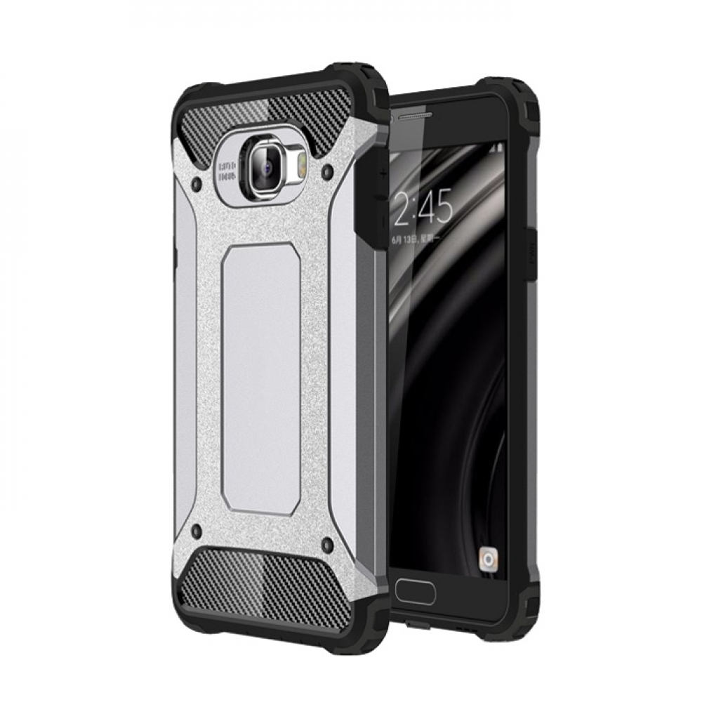 10% OFF + FREE SHIPPING, Buy Best PDair Top Quality Samsung Galaxy C7 Hybrid Dual Layer Tough Armor Protective Case (Grey) online. You also can go to the customizer to create your own stylish leather case if looking for additional colors, patterns and typ