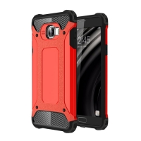 10% OFF + FREE SHIPPING, Buy Best PDair Top Quality Samsung Galaxy C7 Hybrid Dual Layer Tough Armor Protective Case (Red) online. You also can go to the customizer to create your own stylish leather case if looking for additional colors, patterns and type
