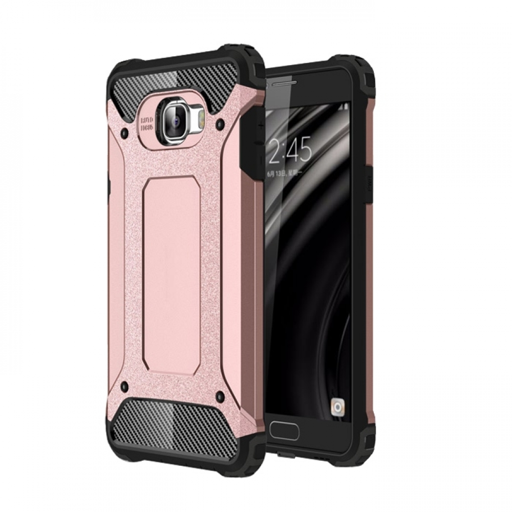 10% OFF + FREE SHIPPING, Buy Best PDair Top Quality Samsung Galaxy C7 Hybrid Dual Layer Tough Armor Protective Case (Rose Gold) online. You also can go to the customizer to create your own stylish leather case if looking for additional colors, patterns an