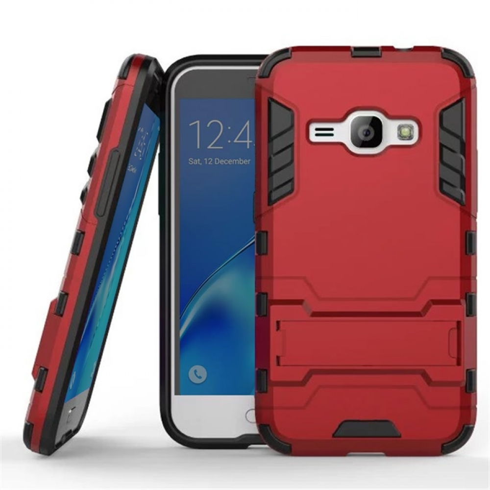 10% OFF + FREE SHIPPING, Buy Best PDair Quality Samsung Galaxy J1 2016 Tough Armor Protective Case (Red) online. You also can go to the customizer to create your own stylish leather case if looking for additional colors, patterns and types.