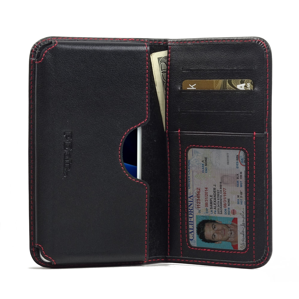 10% OFF + FREE SHIPPING, Buy Best PDair Handmade Protective Samsung Galaxy J3 Pro Leather Wallet Sleeve Case (Red Stitch) online. Pouch Sleeve Holster Wallet You also can go to the customizer to create your own stylish leather case if looking for addition