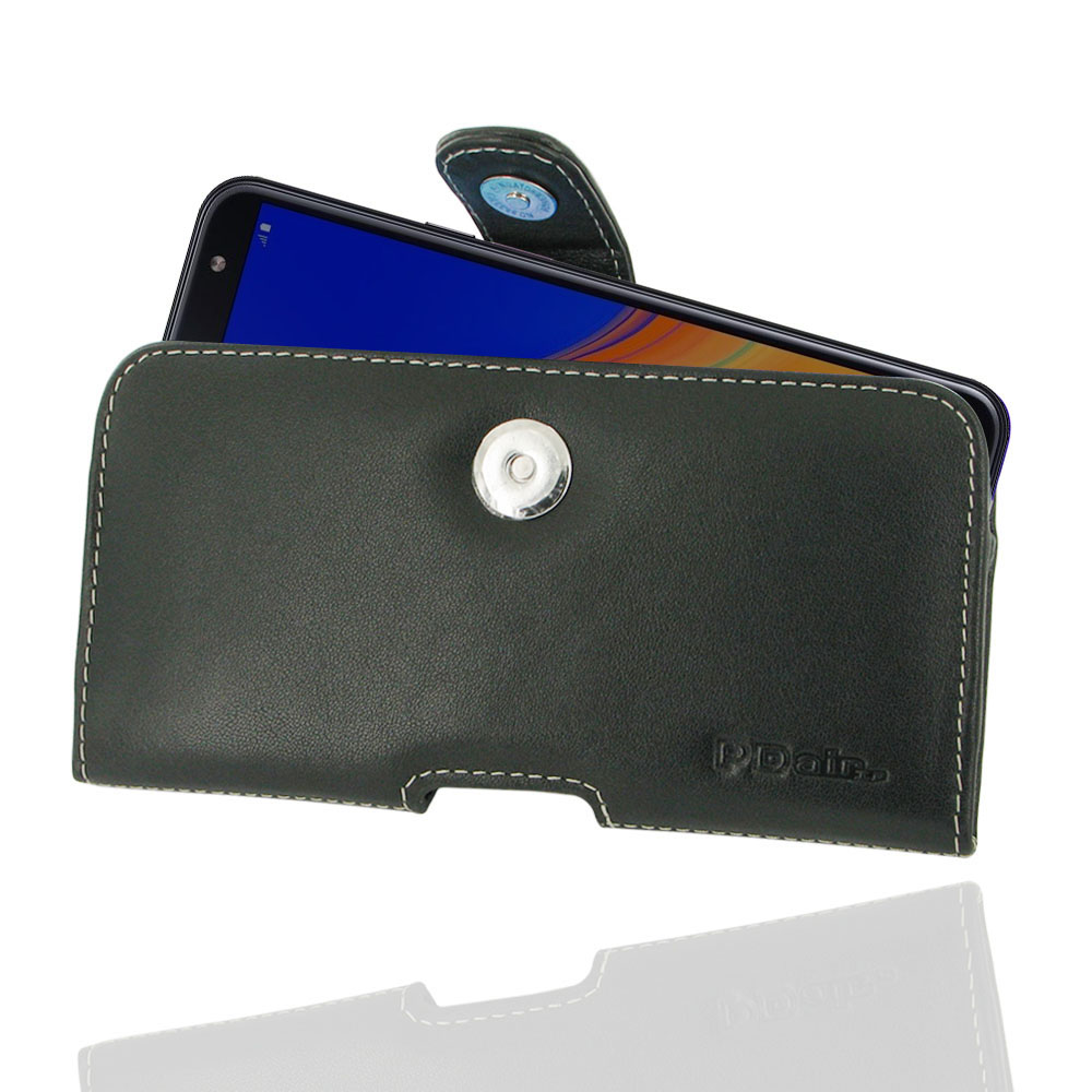 10% OFF + FREE SHIPPING, Buy the BEST PDair Handcrafted Premium Protective Carrying Samsung Galaxy J4 Core Leather Holster Case. Exquisitely designed engineered for Samsung Galaxy J4 Core.