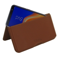 10% OFF + FREE SHIPPING, Buy the BEST PDair Handcrafted Premium Protective Carrying Samsung Galaxy J4 Core Leather Wallet Pouch Case (Brown). Exquisitely designed engineered for Samsung Galaxy J4 Core.