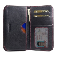 10% OFF + FREE SHIPPING, Buy the BEST PDair Handcrafted Premium Protective Carrying Samsung Galaxy J4 Core Leather Wallet Sleeve Case (Red Stitch). Exquisitely designed engineered for Samsung Galaxy J4 Core.