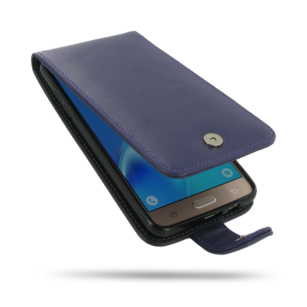 10% OFF + FREE SHIPPING, Buy Best PDair Quality Full Grain Protective Samsung Galaxy J5 (2016) Genuine Leather Flip Wallet Case (Purple) online. You also can go to the customizer to create your own stylish leather case if looking for additional colors, pa
