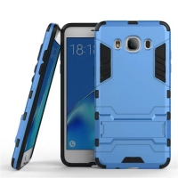 Samsung Galaxy J5 (2016) Tough Armor Protective Case (Blue)