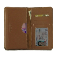 10% OFF + FREE SHIPPING, Buy the BEST PDair Handcrafted Premium Protective Carrying Samsung Galaxy J6+ | J6 Plus Leather Wallet Sleeve Case (Brown). Exquisitely designed engineered for Samsung Galaxy J6+ | J6 Plus.