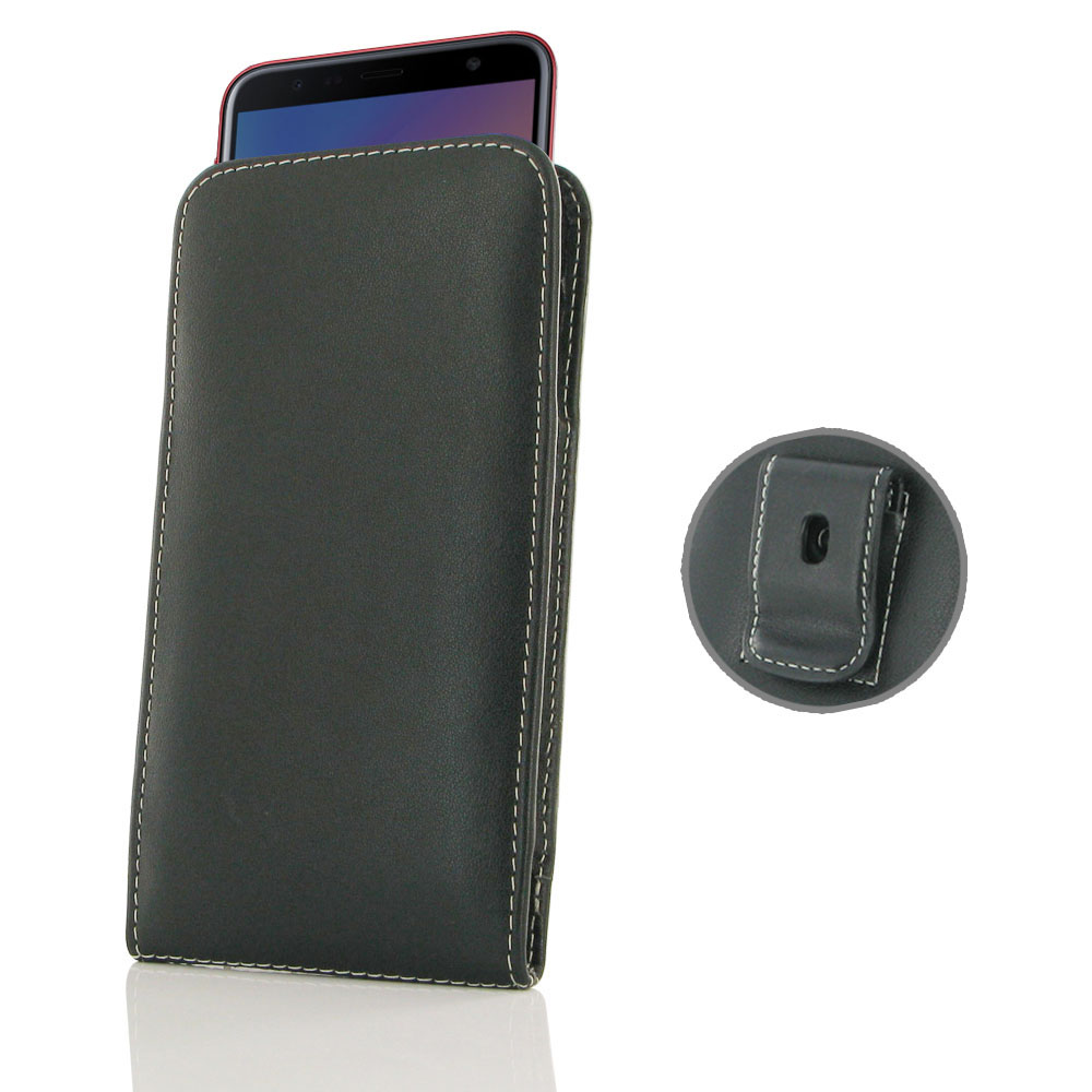 10% OFF + FREE SHIPPING, Buy the BEST PDair Handcrafted Premium Protective Carrying Samsung Galaxy J6+ | J6 Plus Pouch Case with Belt Clip. Exquisitely designed engineered for Samsung Galaxy J6+ | J6 Plus.
