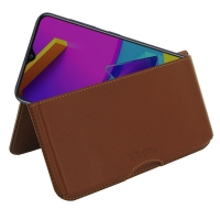 10% OFF + FREE SHIPPING, Buy the BEST PDair Handcrafted Premium Protective Carrying Samsung Galaxy M10s Leather Wallet Pouch Case (Brown). Exquisitely designed engineered for Samsung Galaxy M10s.