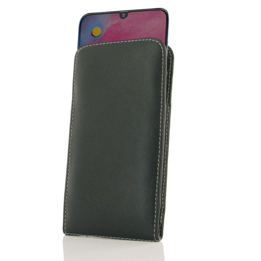 10% OFF + FREE SHIPPING, Buy the BEST PDair Handcrafted Premium Protective Carrying Samsung Galaxy M30 Leather Sleeve Pouch Case. Exquisitely designed engineered for Samsung Galaxy M30.