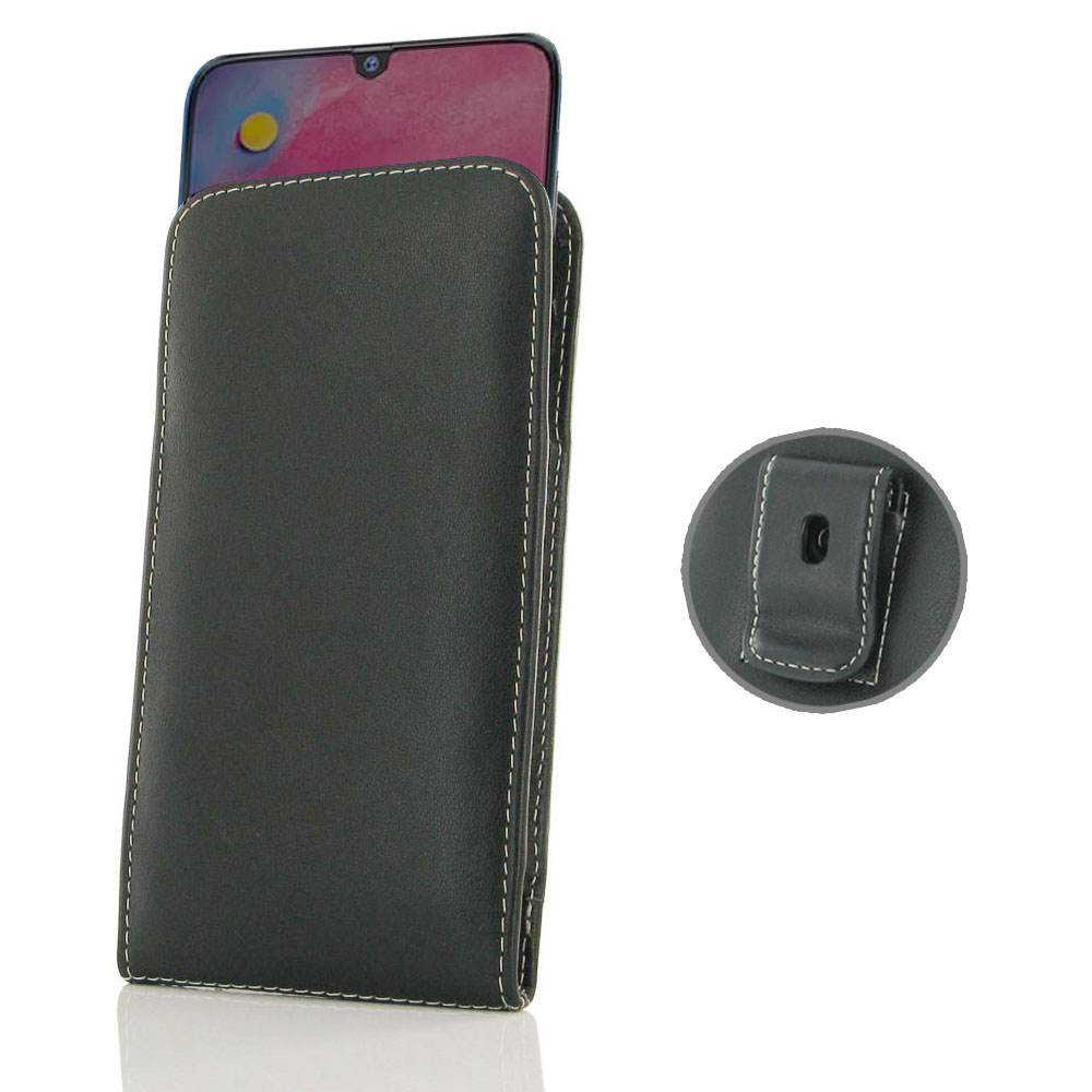 10% OFF + FREE SHIPPING, Buy the BEST PDair Handcrafted Premium Protective Carrying Samsung Galaxy M30 Pouch Case with Belt Clip. Exquisitely designed engineered for Samsung Galaxy M30.