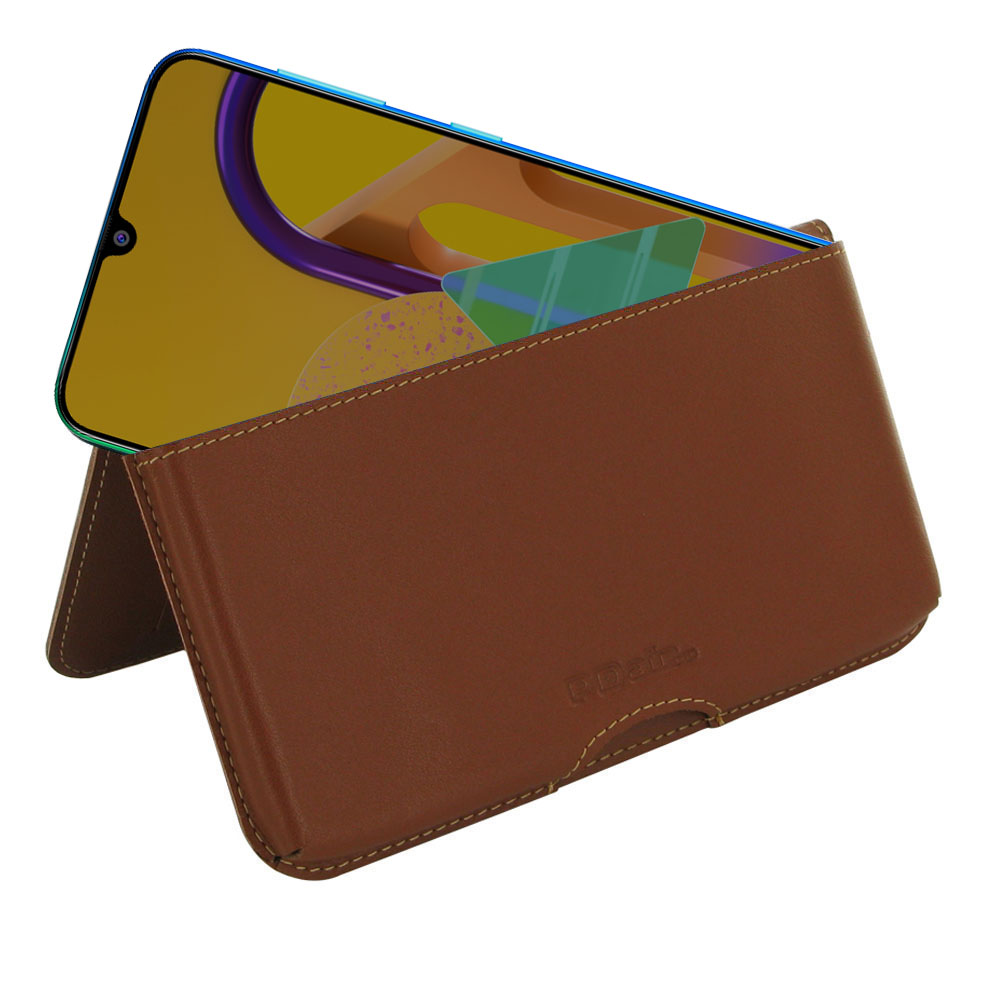 10% OFF + FREE SHIPPING, Buy the BEST PDair Handcrafted Premium Protective Carrying Samsung Galaxy M30s Leather Wallet Pouch Case (Brown). Exquisitely designed engineered for Samsung Galaxy M30s.