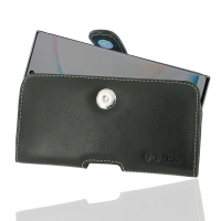 Leather Horizontal Pouch Case with Belt Clip for Samsung Galaxy Note 10 5G