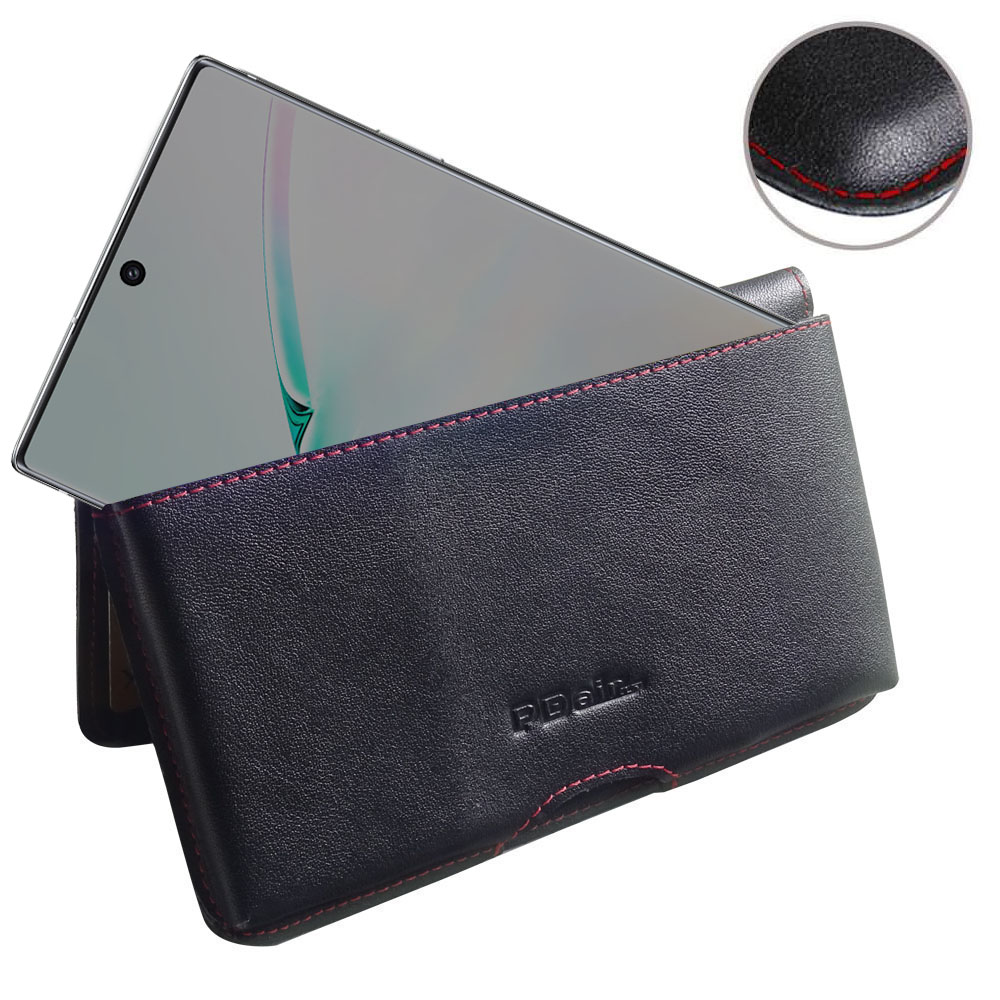 10% OFF + FREE SHIPPING, Buy the BEST PDair Handcrafted Premium Protective Carrying Samsung Galaxy Note 10 5G Leather Wallet Pouch Case (Red Stitch). Exquisitely designed engineered for Samsung Galaxy Note 10 5G.