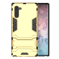 Samsung Galaxy Note 10 5G Tough Armor Protective Case (Gold)