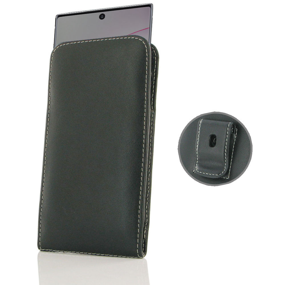 10% OFF + FREE SHIPPING, Buy the BEST PDair Handcrafted Premium Protective Carrying Samsung Galaxy Note 10 Plus 5G Pouch Case with Belt Clip. Exquisitely designed engineered for Samsung Galaxy Note 10 Plus 5G.