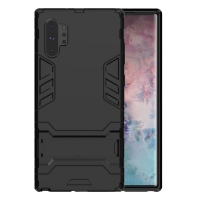 Samsung Galaxy Note 10 Plus 5G | Samsung Galaxy Note10+ 5G Tough Armor Protective Case (Black)
