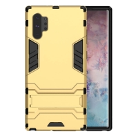 Samsung Galaxy Note 10 Plus 5G | Samsung Galaxy Note10+ 5G Tough Armor Protective Case (Gold)