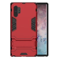 Samsung Galaxy Note 10 Plus 5G | Samsung Galaxy Note10+ 5G Tough Armor Protective Case (Red)